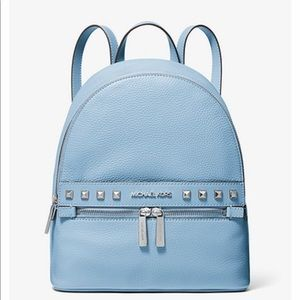 MICHAEL KORS Kenly Medium Studded Backpack